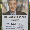 Besuch von Dr. Söder 2011