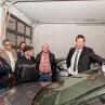 Besuch der Polizei in Burghausen